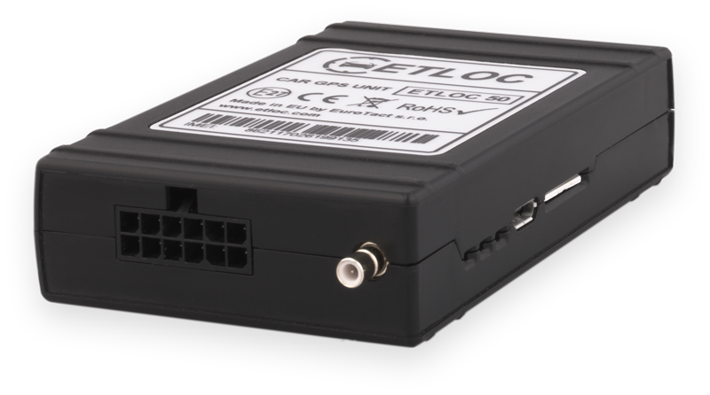 ETLOC-50 ONLINE is a GPS tracking unit designed specially for SATMAPS online monitoring fleet management system